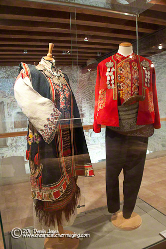 Split, Croatia Ethnographic Museum 18th Century Clothing