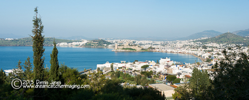 Bodrum Day Pano Short