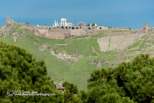 Pergamon Bergama Turkey