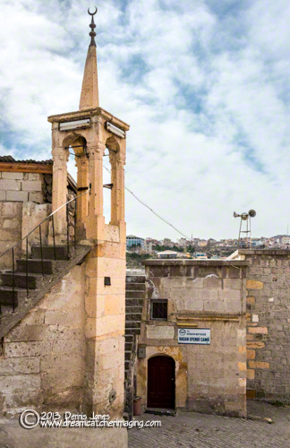 Nar Mosque Camii
