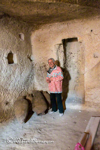 Mehmet of Nar Cave House