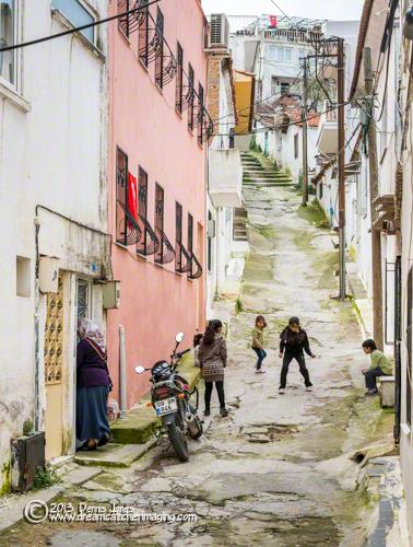 Kusadasi street