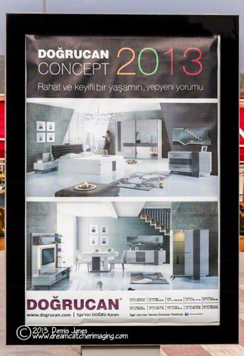Kusadasi, Turkey Ad for modern apartment